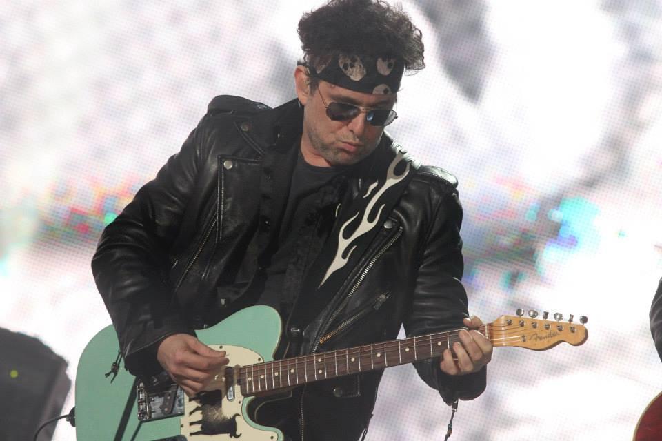 «El rock siempre sigue vivo en alguna parte»