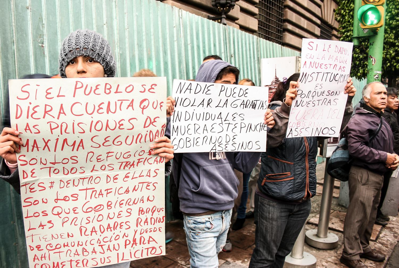 El día en que México purgó sus pesares