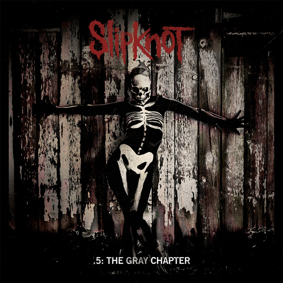 Reseña: «.5: The Gray Chapter» (Slipknot)