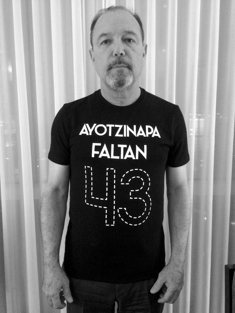 Imagen que el célebre músico y político panameño, Rubén Blades, publicó en su cuenta de Facebook.