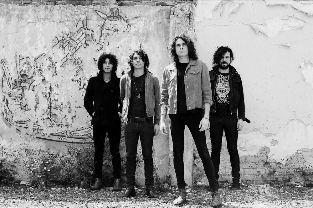 Desde Chihuahua, Apolo es una de las bandas que más ha destacado en los últimos años en la escena de rock en México.