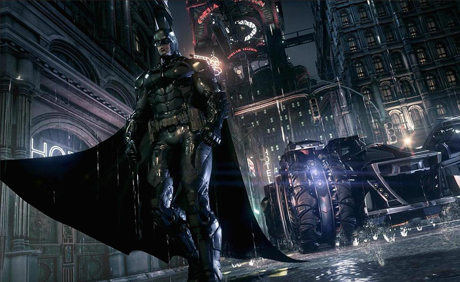 Batman - Arkham-Knight