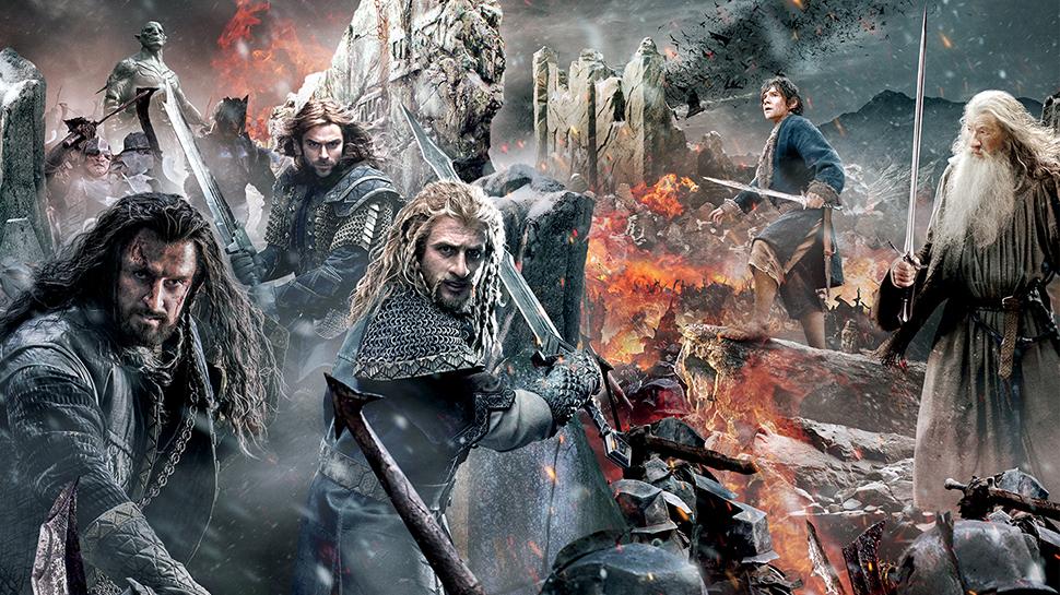 Los mundos maravillosos del hobbit Peter Jackson