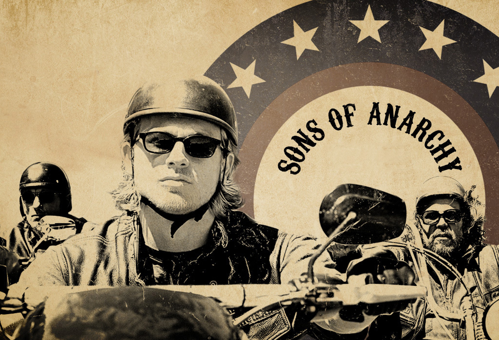 Sons of Anarchy o la brutal dualidad humana