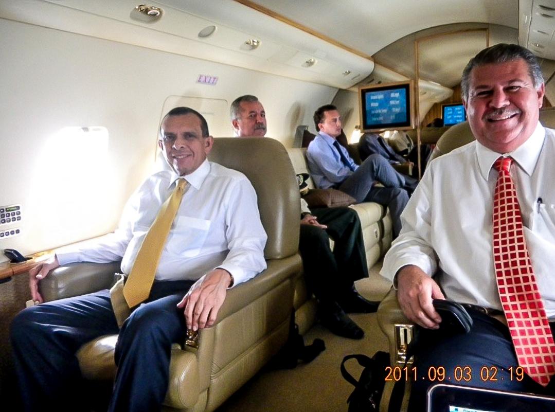 La sombra de los aviones aún persigue al fiscal general