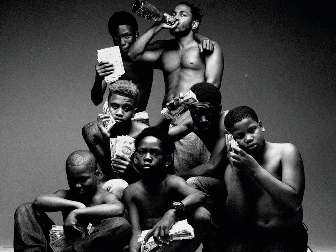 """To Pimp a Butterfly"": el clásico instantáneo de Kendrick Lamar"