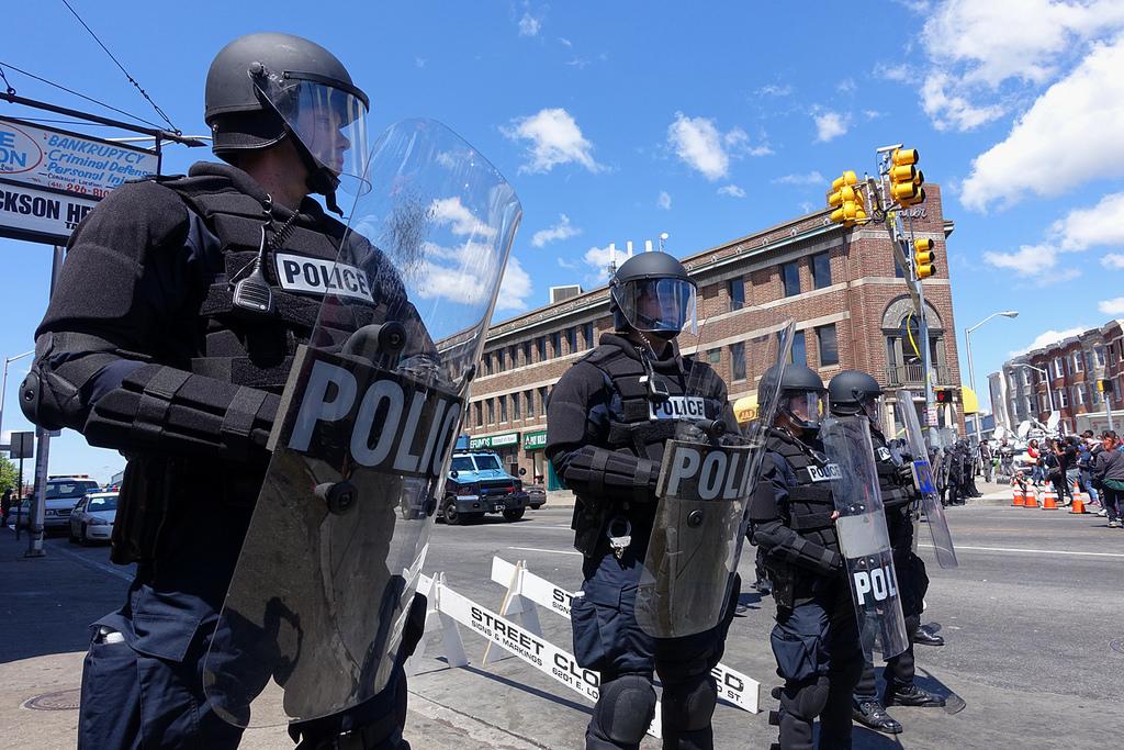 Baltimore, la ciudad dividida