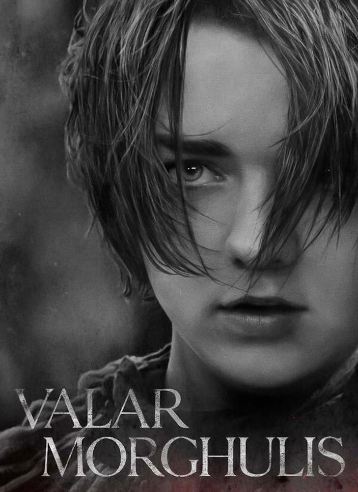 """Arya Stark es uno de los personajes más populares de """"Juego de Tronos""""."""