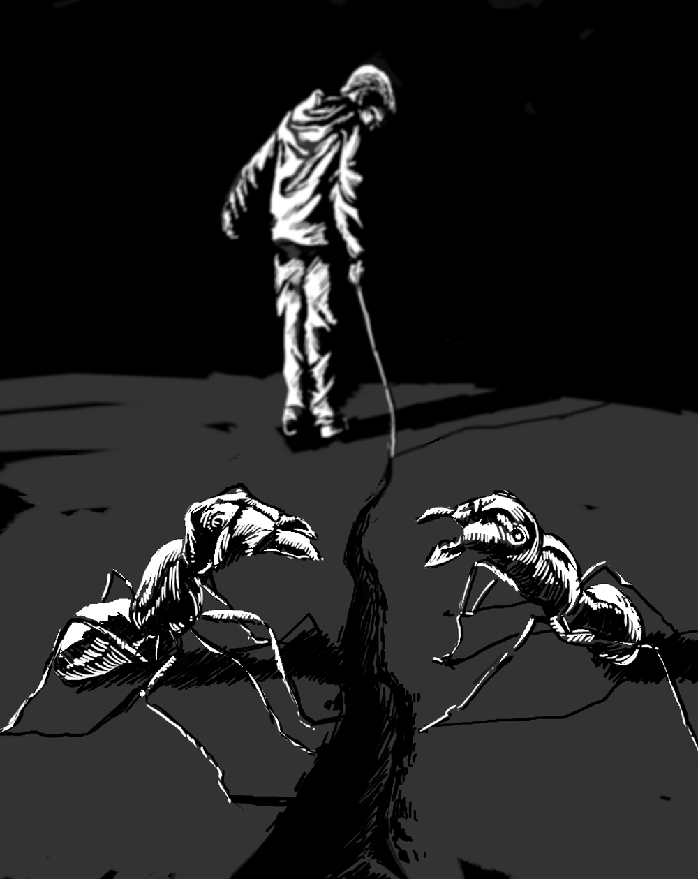 El miedo que nos separa