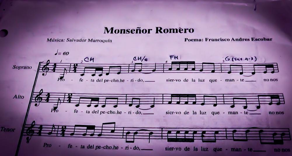 Diez canciones para Romero que no suenan tan 'bubble gum'