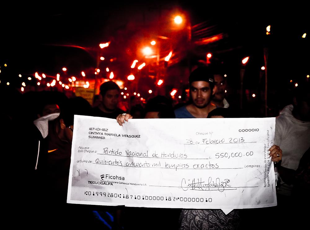 Honduras marcha-2