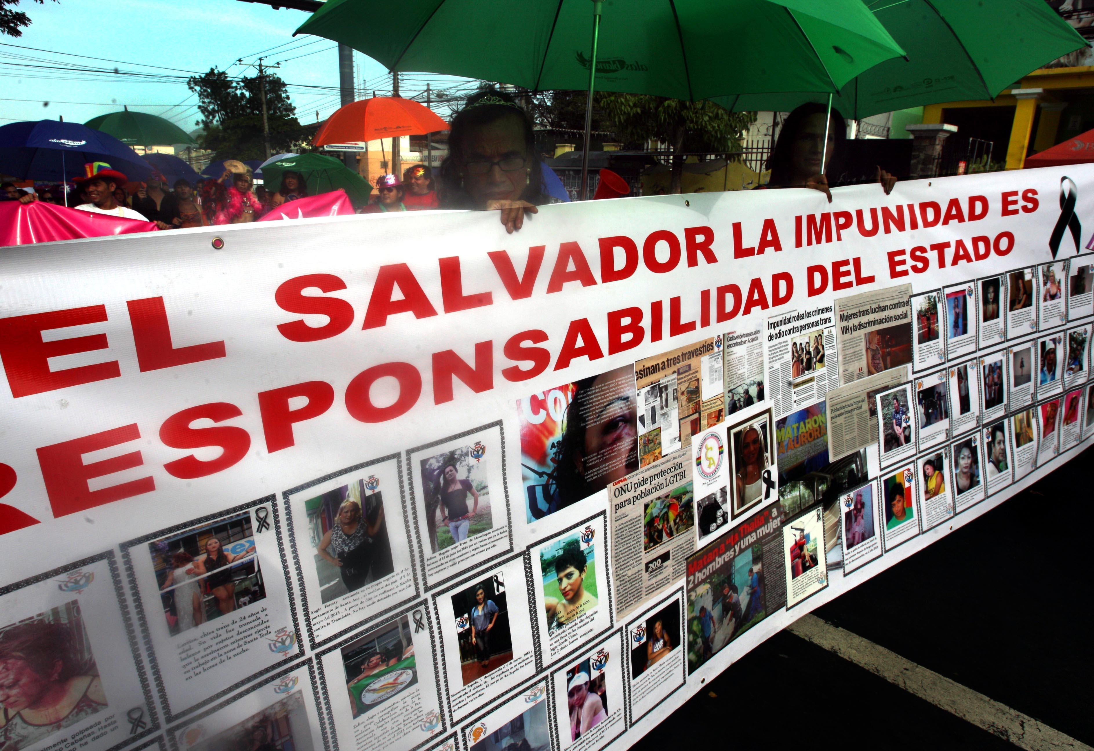El Salvador vuelve a la CIDH por impunidad en crímenes contra población LGBTI