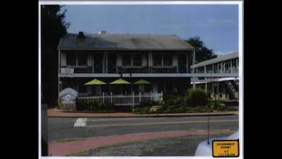 Uno de los moteles en Virginia a los que Rancés Ulises Amaya, miembro de la MS13, llevaba a jóvenes centroamericanas entre 2009 y 2010 para prostituirlas.