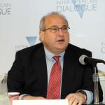 Michael Shifter, presidente del Diálogo Interamericano, uno de los tanques de pensamiento sobre Latinoamérica más respetados en Washington.