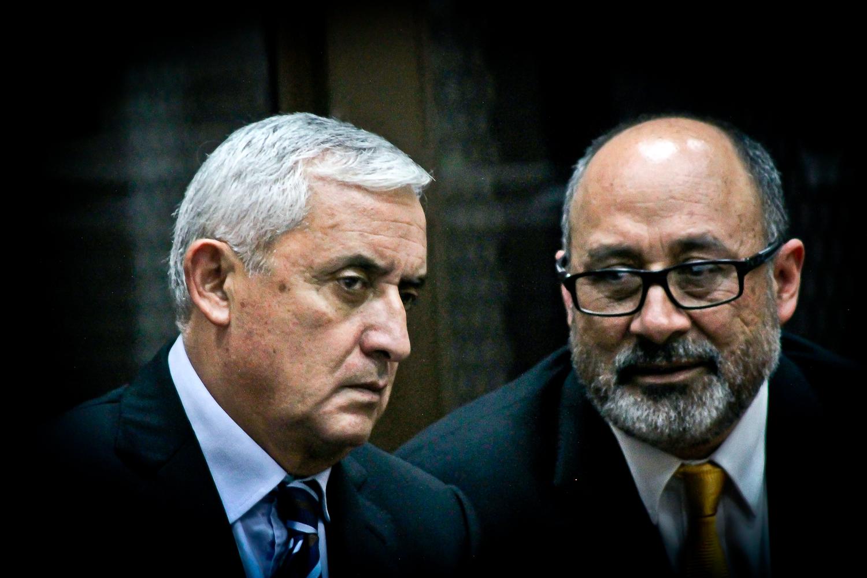 Guatemala: ordenan prisión preventiva contra Otto Pérez Molina