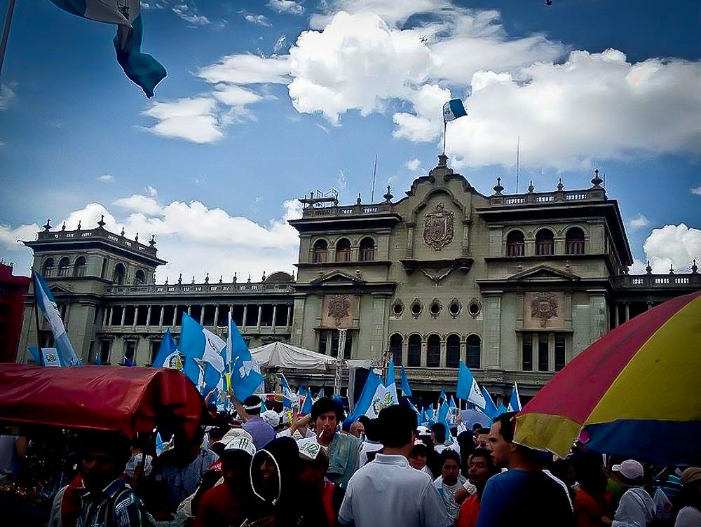 El ocaso de la primavera centroamericana