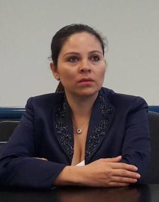 Bertha Deleón, abogada querellante en el caso contra el ex presidente Francisco Flores.