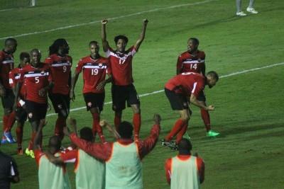 Estampas del partido que Guatemala perdió en casa frente a Trinidad y Tobago. Fotos de Frederick Meza.
