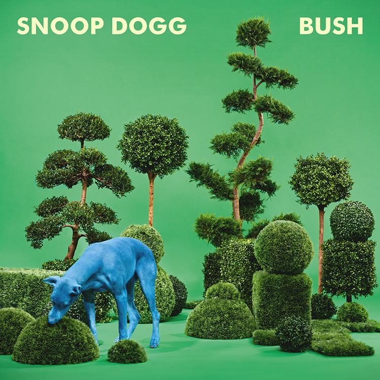"""""""Bush"""" es lo más reciente que Snoop Dogg ha producido."""