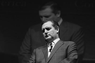 Ted Cruz en una jornada de oración. Foto de Jamelle Bouie, tomada de Flickr, con licencia de Creative Commons.