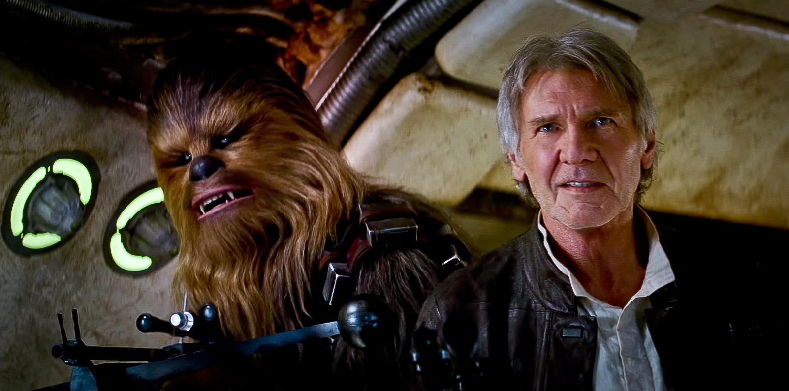 «The force awakens»: la reseña (con spoilers)