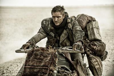 """Fotograma de """"Mad Max: Fury Road"""", otra de las nominadas. El historiador salvadoreño Carlos Cañas Dinarte acude a las películas nominadas este año para hacer una reflexión sobre la importancia de conservar la memoria escrita, pictórica y oral."""