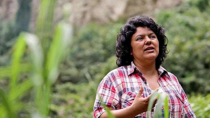 Indignación en Washington por asesinato de activista hondureña