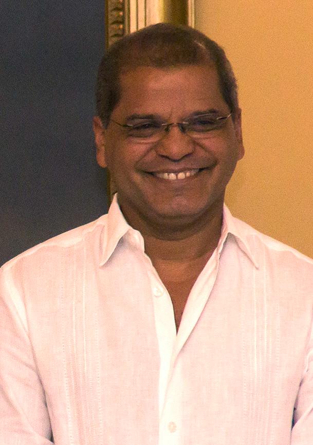 El vicepresidente salvadoreño, Oscar Ortíz. FOTO REVISTA FACTUM/SALVADOR MELÉNDEZ.