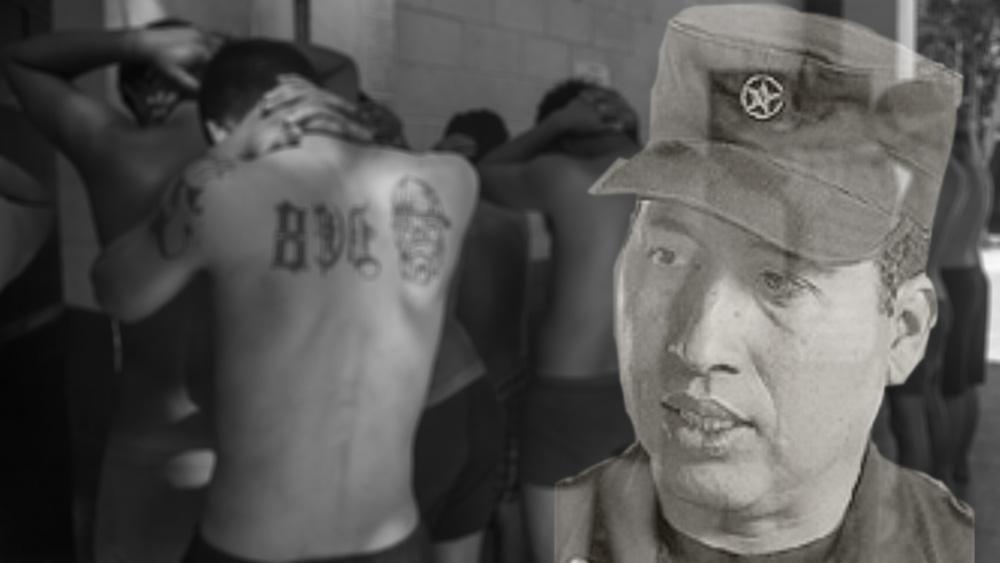 """""""Cachorro"""", uno de los policías infiltrados en la tregua"""