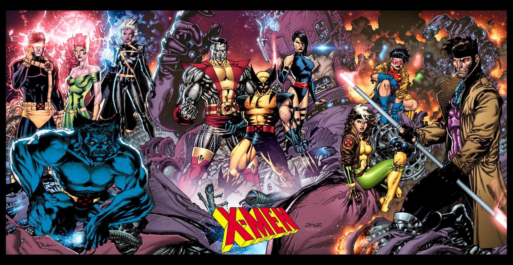 Los X-Men y la metáfora de la lucha por la igualdad