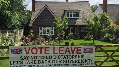 El viernes que el Brexit nubló a la Unión Europea