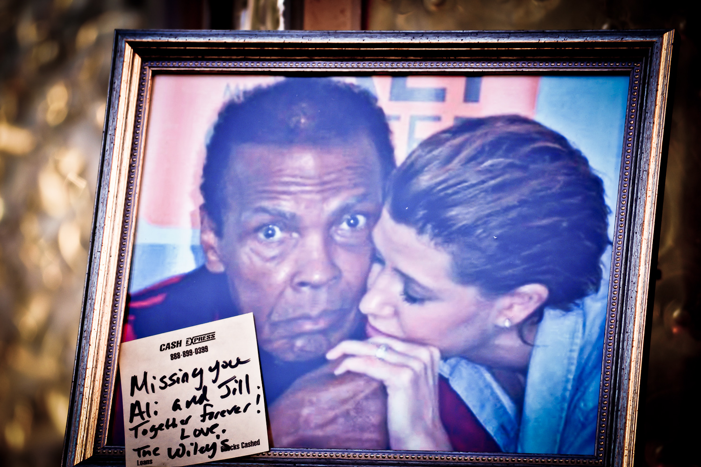 Así despidieron a Muhammad Ali en Louisville