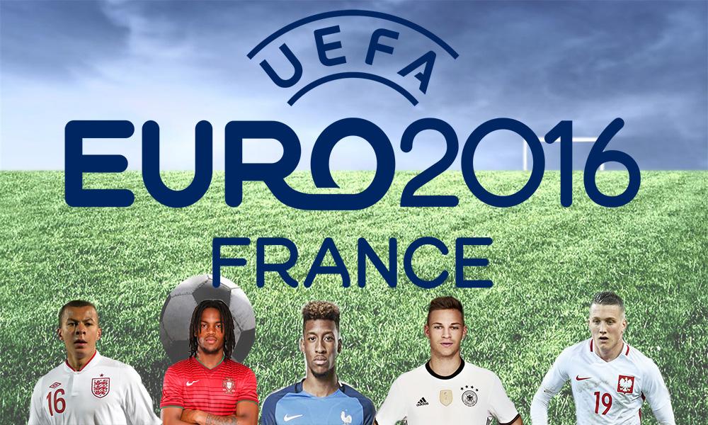 Cinco juveniles que brillarán en la Euro 2016