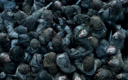 Jon Snow batalla