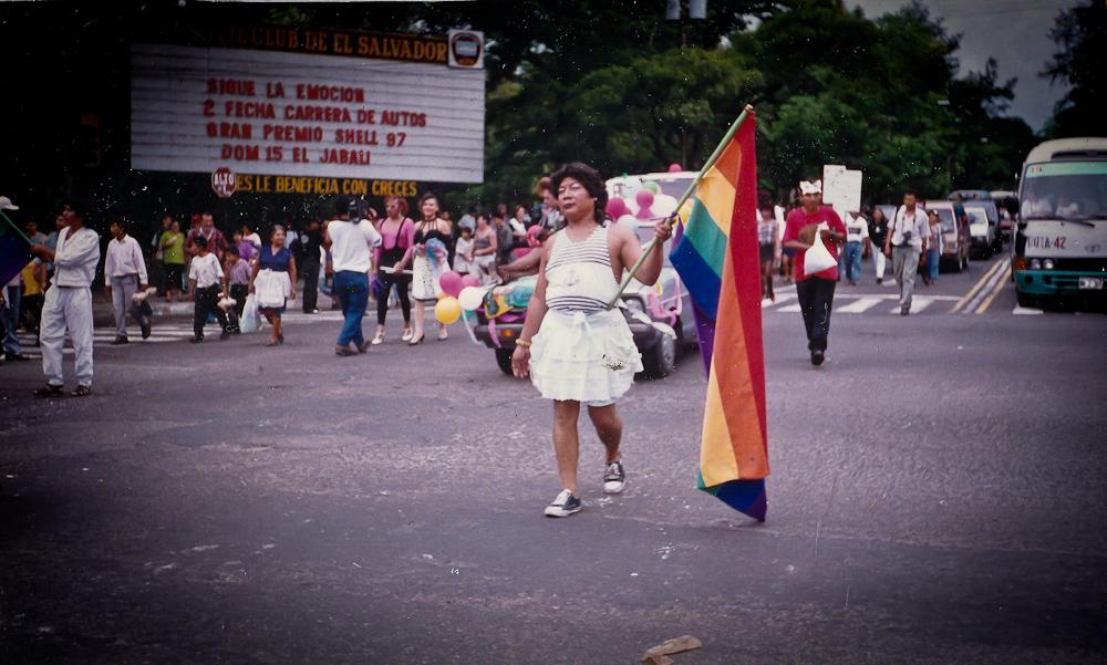 La cronología del movimiento LGTBQ en San Salvador