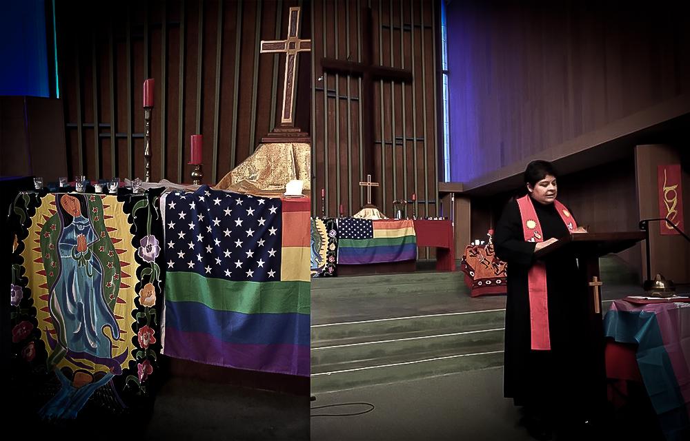 Pastora cristiana salvadoreña: se necesitan más iglesias abiertas donde la gente no sea juzgada