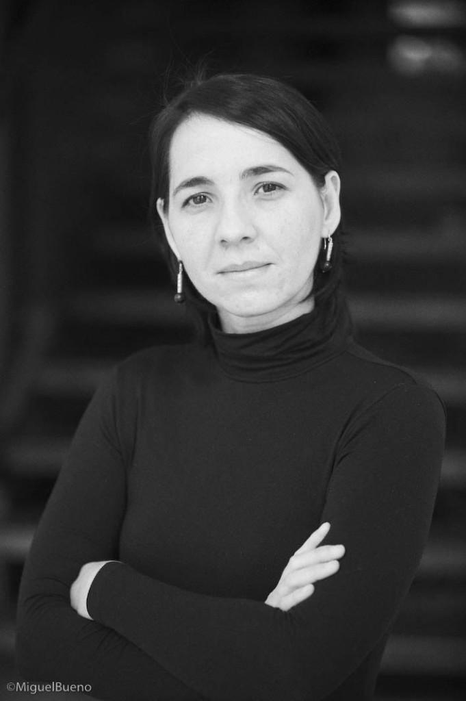 Marcela Zamora Chamorro, documentalista salvadoreña. Foto cortesía de ella.