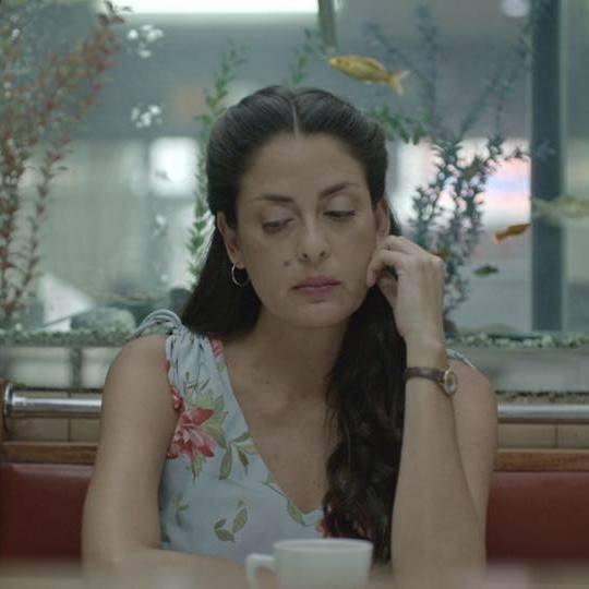 Patricia Rodríguez es María. Foto tomada de www.volarfilm.com