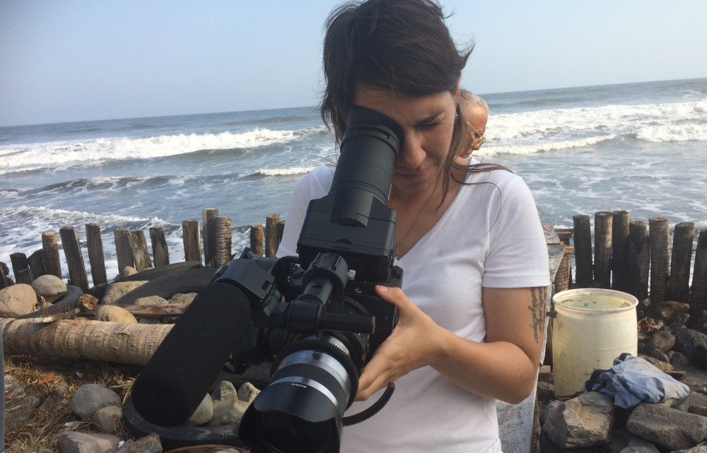 """Marcela Zamora: """"Con su cine va a tener más voz El Salvador"""""""