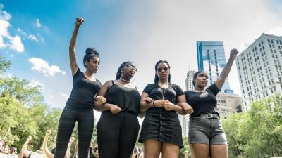 El ojo del huracán en Black Lives Matter