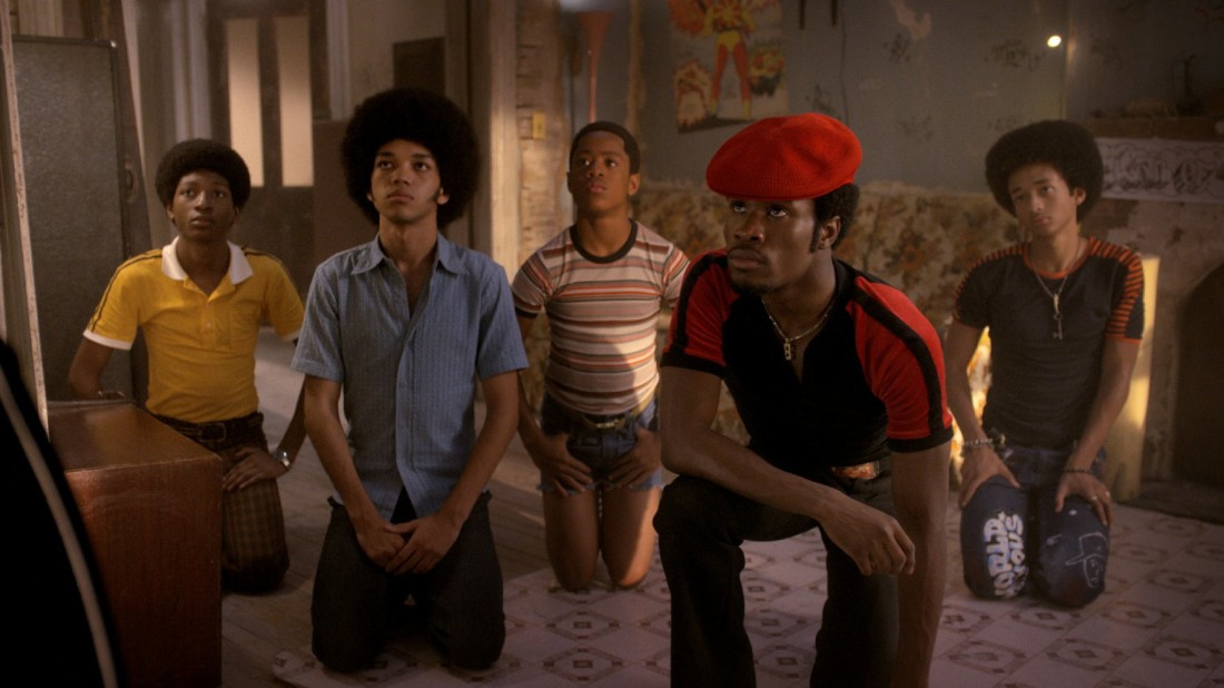 """The Get Down"": hip hop al estilo Disney"