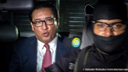 fiscal detenido