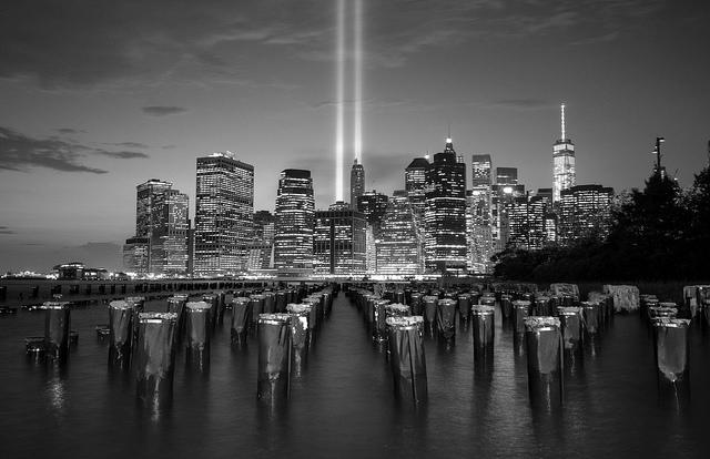 Todas las víctimas del 11S
