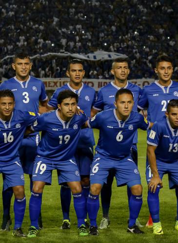 Juego El Salvador Mexico