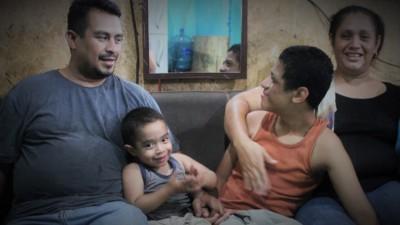 """""""Mi hijo es una bendición, lo que afecta es que se le ponen muchos obstáculos"""""""