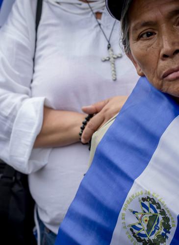El Salvador Independencia 195 Años