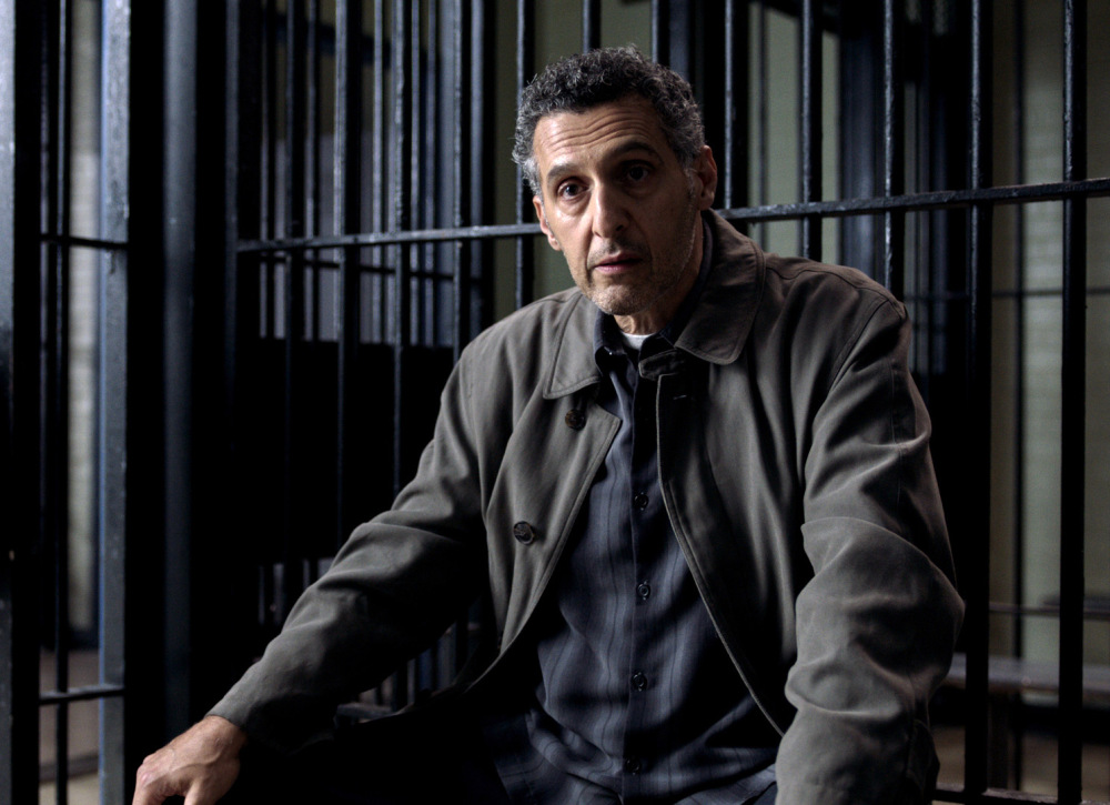 "John Turturro en ""The Night Of"", imagen liberada por HBO."