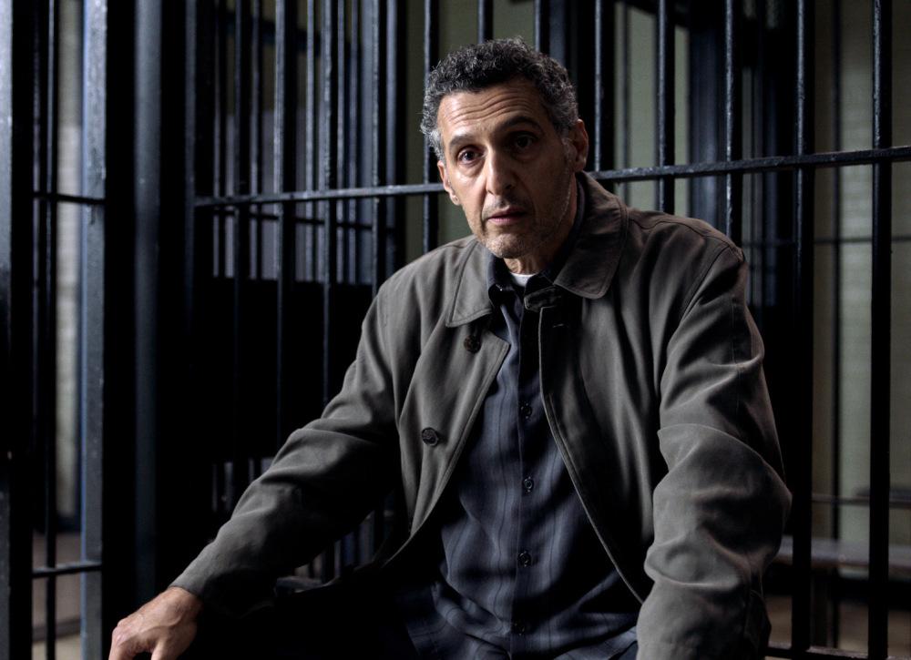 "John Turturro en ""The Night Of"", imagen liberada por HBO."