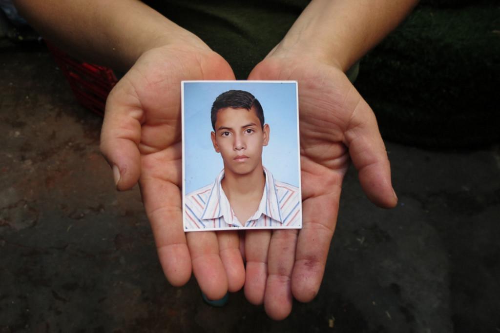 Los desaparecidos. Foto FACTUM/Miguel Lemus.