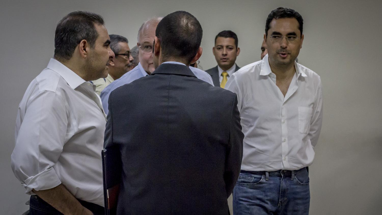 Fiscalía incluye a Herbert Saca en investigación contra expresidente Saca